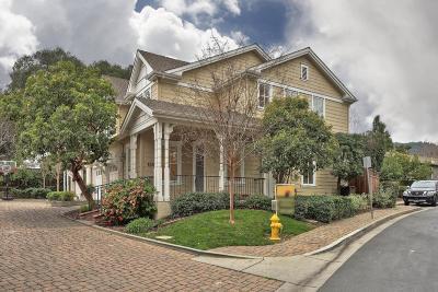 Los Gatos Single Family Home For Sale: 100 Boyer Lane