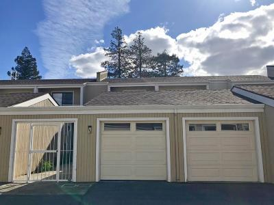 Milpitas Condo/Townhouse For Sale: 164 Marylinn Drive