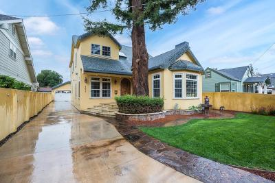 San Jose Single Family Home For Sale: 1033 Broadway Avenue