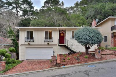Millbrae Single Family Home For Sale: 864 Vista Grande