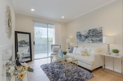 Sunnyvale Condo/Townhouse For Sale: 250 Santa Fe Terrace #226
