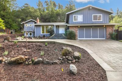Orinda Single Family Home For Sale: 52 Muth Drive