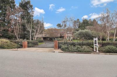 San Jose Single Family Home For Sale: 18692 Carriage Hill Dr