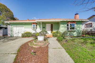 Milpitas Single Family Home For Sale: 271 Dixon Road