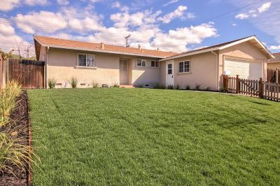 Milpitas Single Family Home For Sale: 454 S Temple Drive