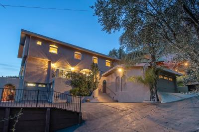 Los Gatos Single Family Home For Sale: 15405 Shannon Road