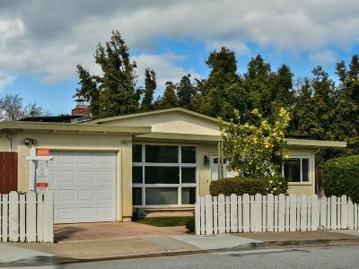 San Mateo Single Family Home For Sale: 1409 Young Street
