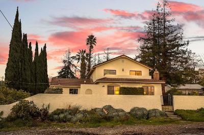 San Jose Single Family Home For Sale: 2362 Reno Drive