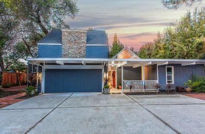 Palo Alto Single Family Home For Sale: 1025 Harker Avenue