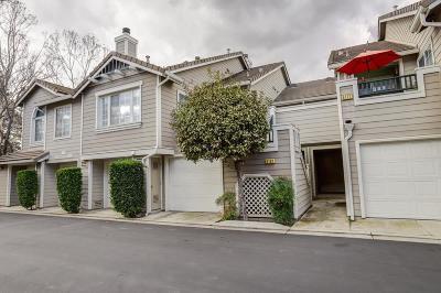 San Jose Condo/Townhouse For Sale: 6169 Lavendula Way