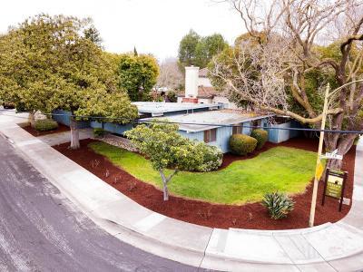 Palo Alto Single Family Home For Sale: 804 Sutter Avenue