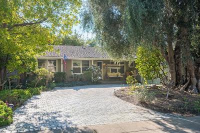Mountain View Single Family Home For Sale: 2747 Saint Giles Lane