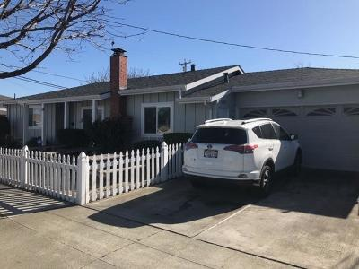 Fremont, Newark, Union City Single Family Home For Sale: 7040 Fountaine Avenue