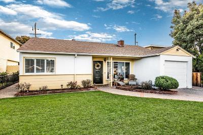 San Mateo Single Family Home For Sale: 1308 Royal Avenue