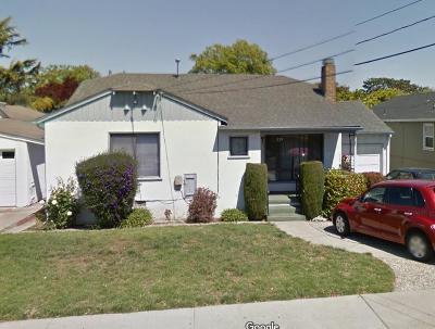 San Mateo Single Family Home For Sale: 328 N Eldorado Street
