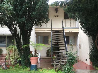 San Jose Multi Family Home For Sale: 1081 Newhall Street