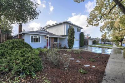 Cupertino Single Family Home For Sale: 1039 November Drive