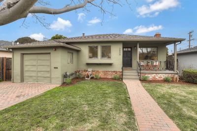 San Mateo Single Family Home For Sale: 3509 Pasadena Drive