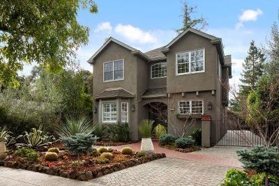 San Jose Single Family Home Pending Show For Backups: 825 Chapman Street
