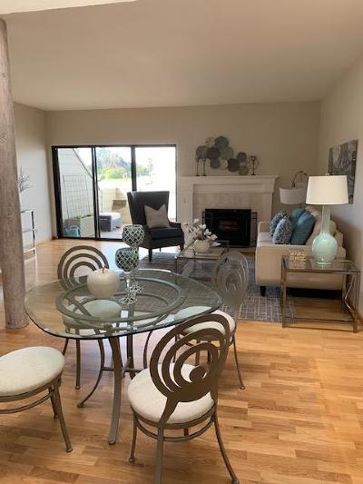 San Mateo Condo/Townhouse For Sale: 972 Shoreline Drive
