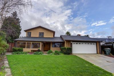 Gilroy Single Family Home For Sale: 6755 Stephan Court