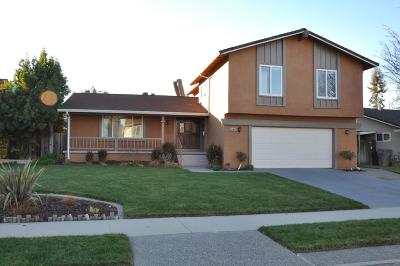 San Jose CA Single Family Home For Sale: $1,198,000
