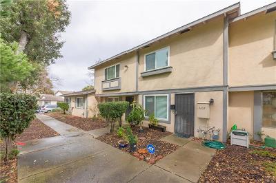 San Jose Condo/Townhouse For Sale: 3457 Buckeye Drive