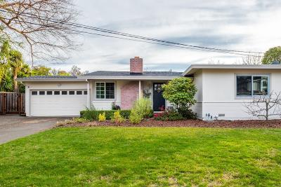Walnut Creek Single Family Home For Sale: 1711 3rd Avenue