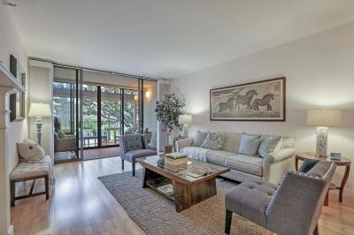 San Mateo Condo/Townhouse For Sale: 555 Laurel Avenue #114