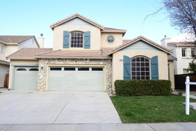 Tracy Single Family Home For Sale: 2623 Kinsey Way