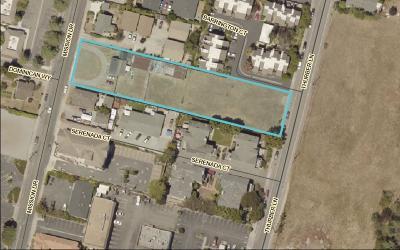 Santa Cruz Residential Lots & Land Pending Show For Backups: 3212 Mission Drive