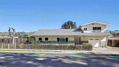 Hayward Single Family Home For Sale: 27036 Whitman Street