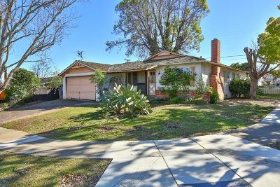 Cupertino Single Family Home For Sale: 7886 Festival Drive
