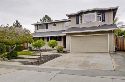San Jose Single Family Home For Sale: 1753 Michon Drive