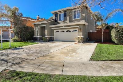 Gilroy Single Family Home For Sale: 6423 Poppyfield Street