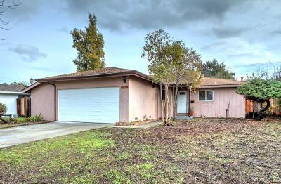 San Jose Single Family Home For Sale: 1064 W Riverside Way