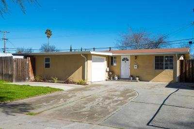 San Jose Single Family Home For Sale: 1556 Terilyn Avenue
