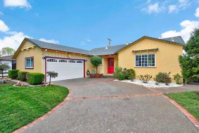 Sunnyvale Single Family Home For Sale: 951 E Homestead Road