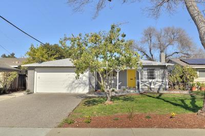 San Jose Single Family Home For Sale: 5627 Kimberly Street