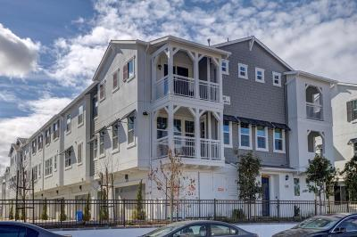 Milpitas Condo/Townhouse For Sale: 333 Wild Rose Way