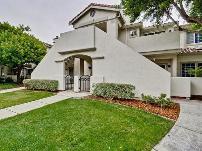 San Jose Condo/Townhouse For Sale: 1199 Tea Rose Circle