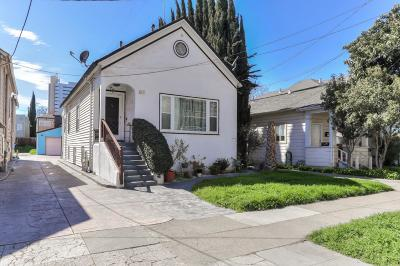 San Jose Single Family Home For Sale: 49 S 9th Street