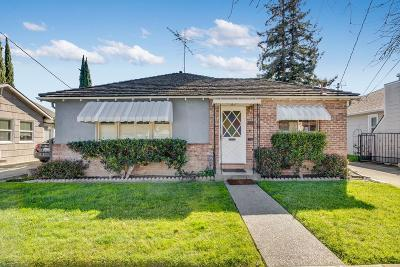 Santa Clara Single Family Home For Sale: 580 Mission Street