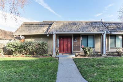 San Jose Condo/Townhouse For Sale: 4590 Cimarron River Court