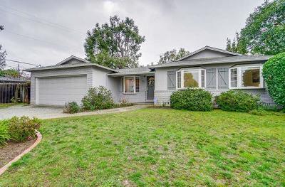 San Mateo County, Santa Clara County Single Family Home For Sale: 1075 Brighton Place