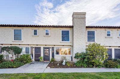 San Jose Condo/Townhouse For Sale: 5104 Westmont Avenue #7