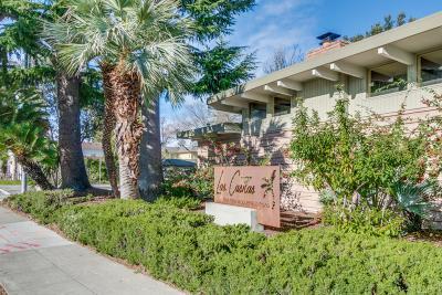 Palo Alto Condo/Townhouse For Sale: 3909 Middlefield Road #E