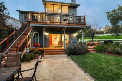 San Jose Single Family Home For Sale: 3486 Sweigert Road
