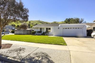 San Jose Single Family Home For Sale: 310 Curie Drive