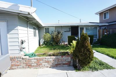 Hayward Single Family Home For Sale: 27740 Calaroga Avenue